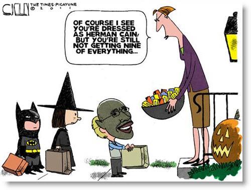 halloween-political-cartoon-herman-cain1