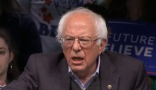 When asked about the leaked emails from Hillary Clinton's campaign, Sen. Bernie Sanders' reaction matched that of voters everywhere.
