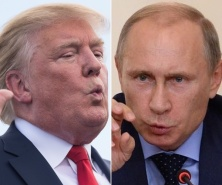 It has been confirmed that Donald Trump is directly being fed and is repeating Putin lies and propaganda at his rallies under the disguise of making America great again.