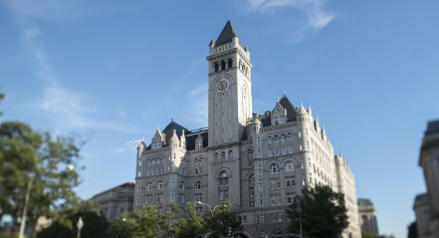Bahrain will hold a reception next Wednesday at Trump International Hotel on Pennsylvania Avenue.