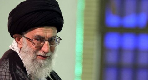 """The United States """"should be aware that the Islamic Republic of Iran will not stand by idly,"""" Iran's Supreme Leader Ayatollah Ali Khamenei said. 