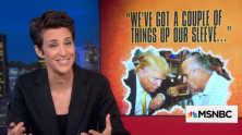 Spencer Ackerman, national security editor for The Guardian, talks with Rachel Maddow about concerns about connections between the Donald Trump campaign and the FBI, particularly the New York field office, and the apparent willingness of some in the FBI to ...
