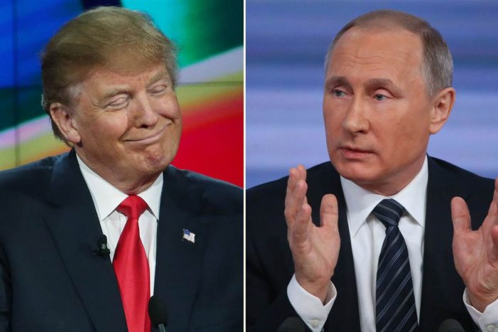 The most alarming story of the campaign was the successful effort by a 'hostile' foreign power, Russia, to interfere and influence this election.