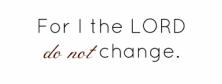 i-change-not