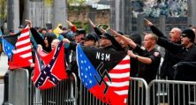 """""""We are planning an armed protest against Jews, Jewish businesses and everyone who supports either. We will be busing in skinheads from the Bay Area."""""""