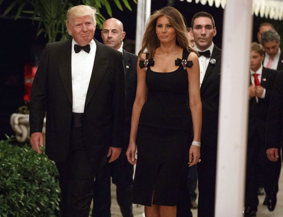 Mar-a-Lago dues are doubling, and Trump-branded hotels look to expand across the country.