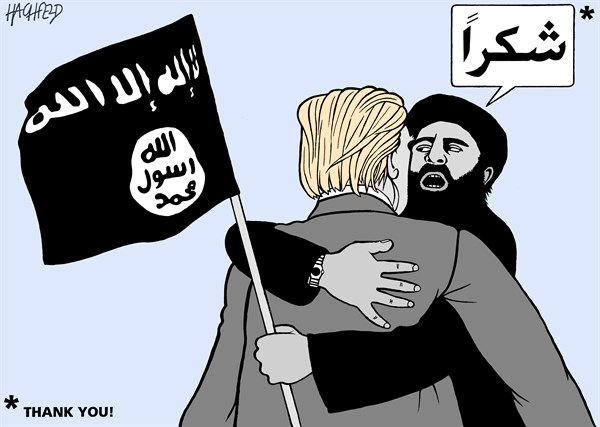 TRUMP & al-BAGHDADI