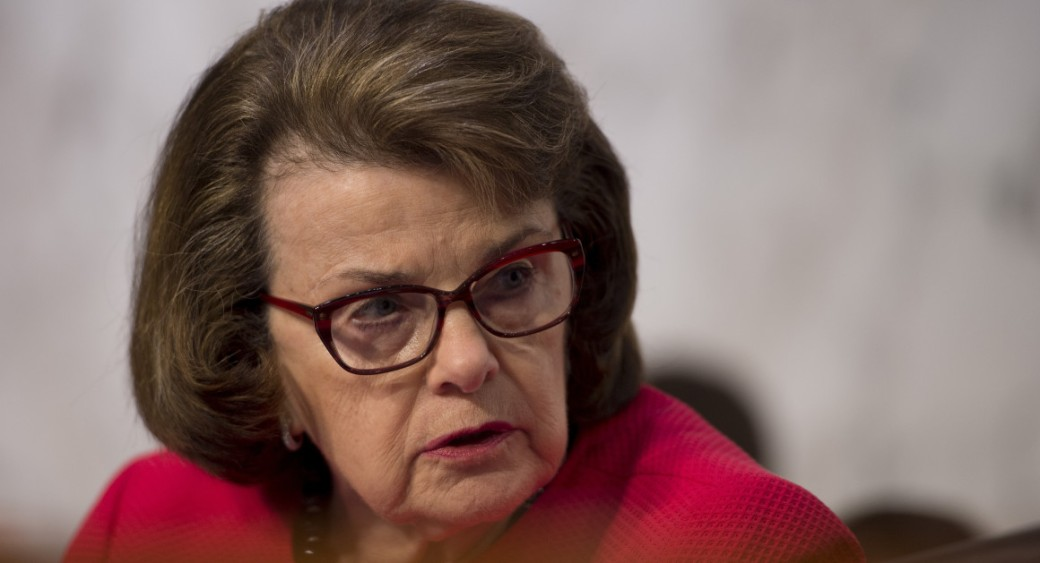 Sen. Dianne Feinstein (D-Calif.) will prep Democrats on how to engage against Republicans over Trump's Supreme Court pick. | Getty