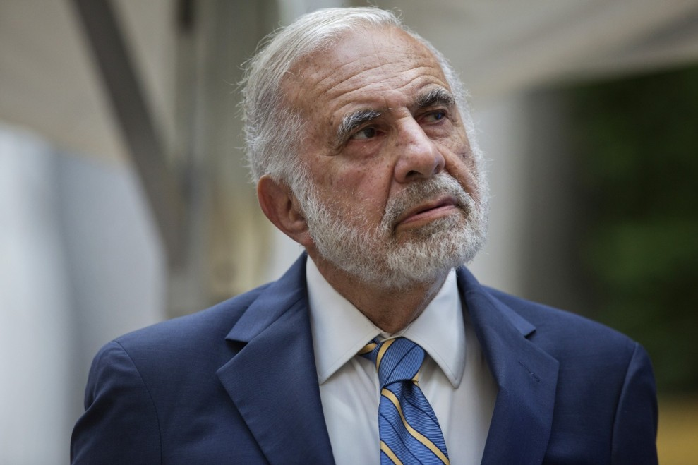 Billionaire investor Carl Icahn could benefit from Trump administration policies. (Victor J. Blue/Bloomberg) (Victor J. Blue/Bloomberg)