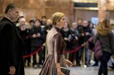 Ivanka Trump, daughter of President-elect Donald Trump departs Trump Tower, in New York, Friday, Jan. 6, 2017. (AP Photo/Andrew Harnik)(Credit: AP)