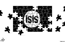 ISIS caliphate is shrinking