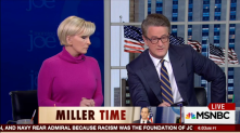 The Morning Joe panel continues its conversation on Trump senior advisor Stephen Miller and Miller's shocking interviews on the Sunday news talk shows.