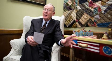 Lamar Alexander is preaching patience as much of the GOP demands quick action. Will his deliberate, bipartisan approach do the trick?