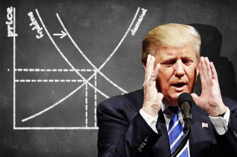Seven key signs that Donald Trump knows nothing about economics: His vaunted expertise, like most of what he says, is BS