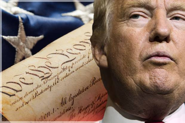 Scholar Donald Moynihan says that if Trump defies the rule of law, the next step is a constitutional showdown