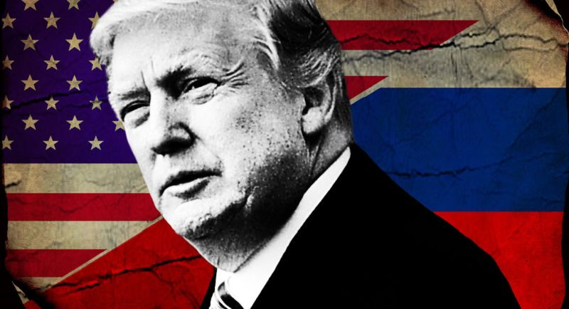 trump-russian-flag